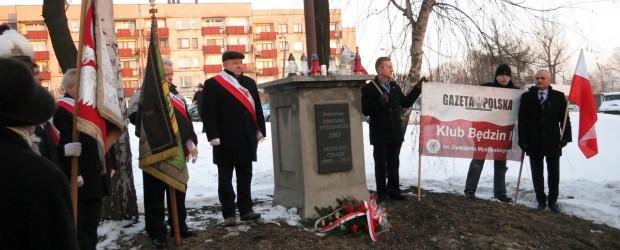 Obchody Rocznicy Powstania Styczniowego w Czeladź-Piaski