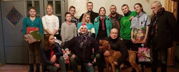 """[Tydzień w Klubach """"GP""""] Dary dla rodaków z Białorusi"""