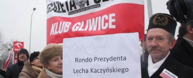 Gliwice: Krzyż Semper Fidelis dla Kazimierza Porąbki