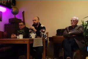 """Kraków – spotkanie transmitowane na żywo z red. """"Gazety Polskiej""""  Wojciechem Muchą (wideo)"""