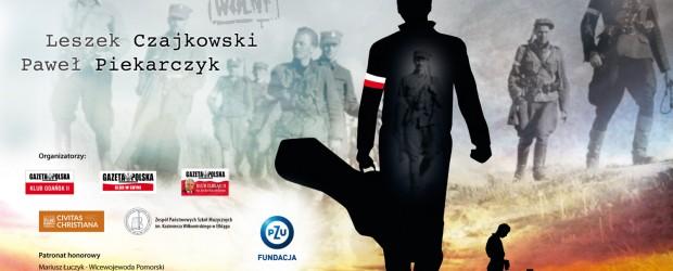 Kościerzyna-Gdynia-Elbląg Koncert Podziemna Armia Powraca, 17-19 lutego