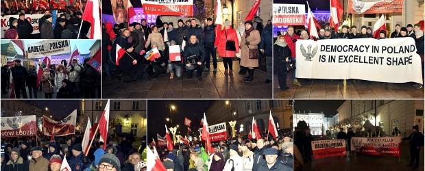 """[Tydzień w Klubach """"GP""""] Kluby """"GP"""" w obronie demokracji"""