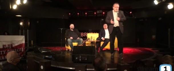 """Warszawa – spotkanie inauguracyjne Klubu """"GP"""" Warszawa 2 w Klubie Hybrydach (wideo)"""