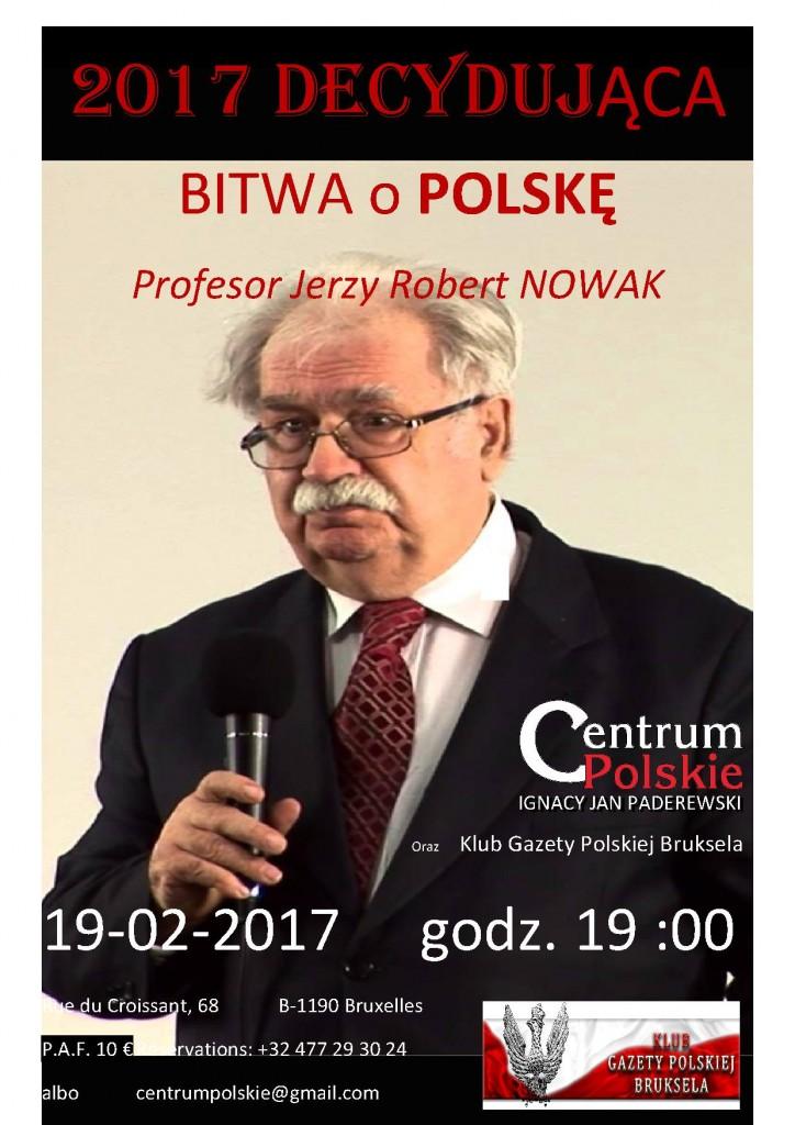Bruksela J R Nowak 2017