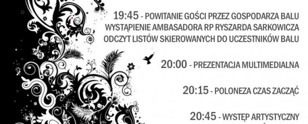 "Dublin (Irlandia)  – II Bal Charytatywny ""Polonia pamięta o Polakach na Kresach"", 24 lutego"