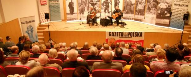 """Gdańsk II, Gdynia, Elbląg II: Trasa koncertowa L. Czajkowskiego i P. Piekarczyka """" Żołnierze Wyklęci – Podziemna Armia Powraca"""""""