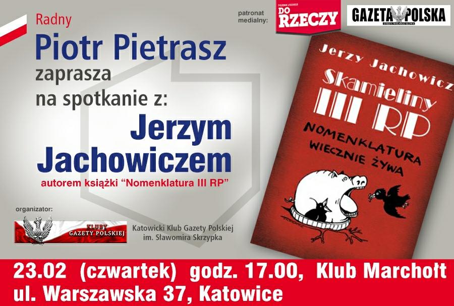 Katowice - spotkanie- Jachowicz2017