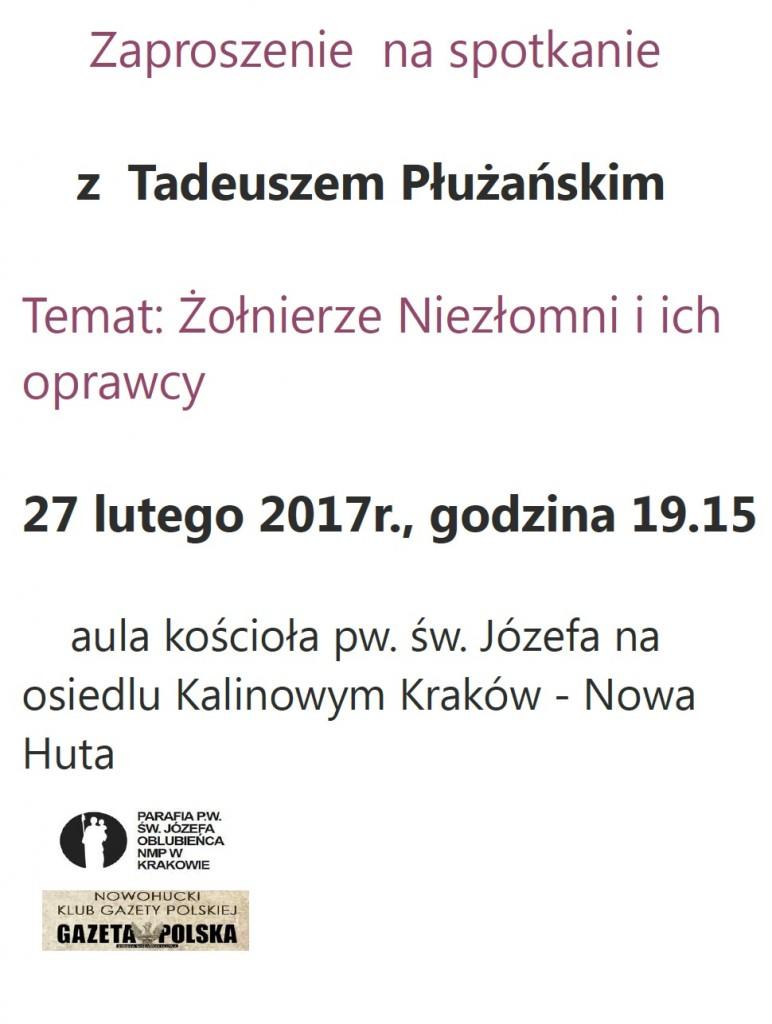 Krakow - Nowa Huta pluzanski 2017