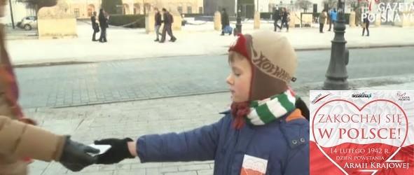 """Akcja """"Zakochaj się w Polsce!"""" (wideo)"""