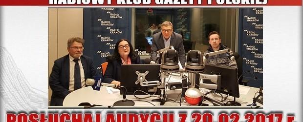 """POSŁUCHAJ AUDYCJI: """"Radiowy Klub Gazety Polskiej"""" – 21.02.2017 r. (audio)"""