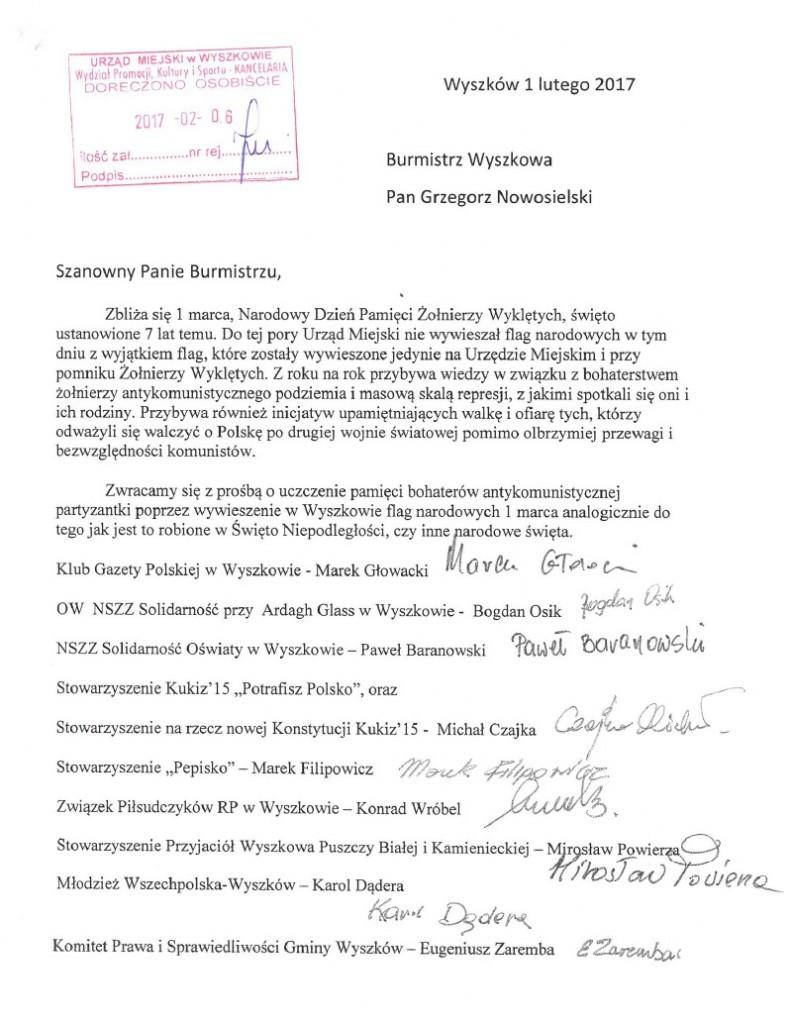 Wyszkow pismo2017