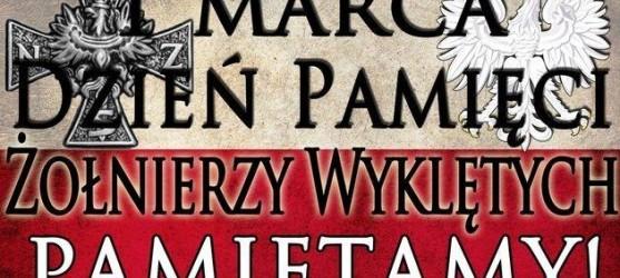 Bielsko-Biała – Msza św. w intencji Żołnierzy Wyklętych, 28 lutego