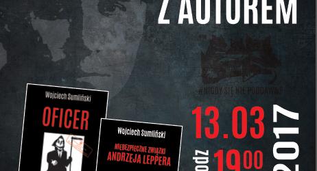 Kęty: Zaproszenie na spotkanie z Wojciechem Sumlińskim dziennikarzem śledczym