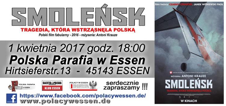 Essen - film SMOLENSK 2017
