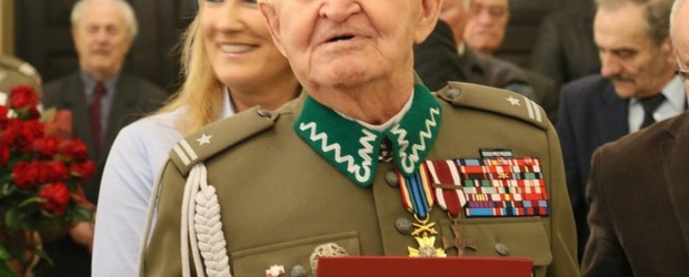 Konin: 100 urodziny Mjr. Bolesława Kowalskiego, żołnierza AK