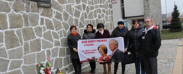 Konin: 83 Miesięcznica Tragedii Smoleńskiej