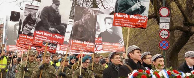Kraków : obchody Dnia Żołnierzy Wyklętych