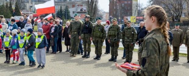 Racibórz: uroczystość nazwania ronda na Placu Mostowym imieniem Żołnierzy Niezłomnych.