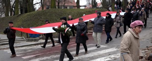 Dzień Pamięci Żołnierzy Wyklętych w Sandomierzu (wideo)
