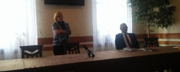 Sulęcin: Spotkanie z p. Dorotą Kanią