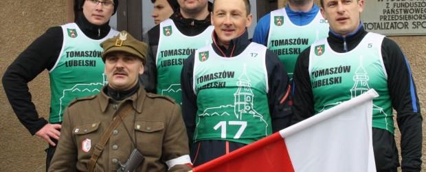 Tomaszów Lubelski: Bieg Tropem Wilczym