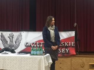 New Jersey (USA): Spotkanie z p. poseł Małgorzatą Wypych