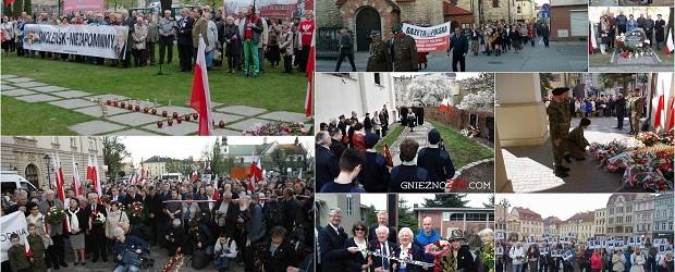 VII rocznica tragedii smoleńskiej w Warszawie (wideo, fotorelacja)