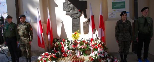 Uroczystości Katyńsko-Smoleńskie w Brzozowie