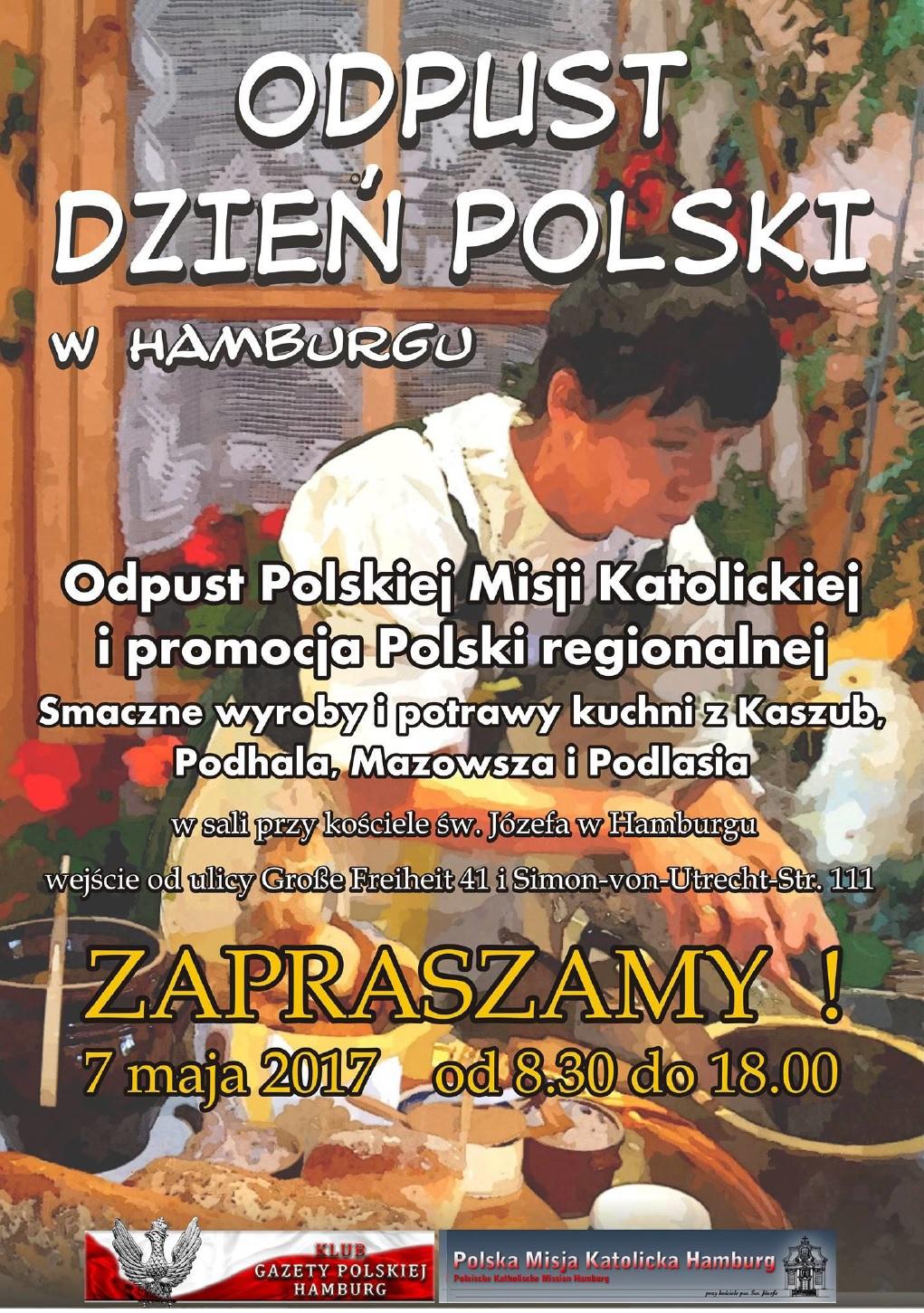 Hamburg dzien polski 2017