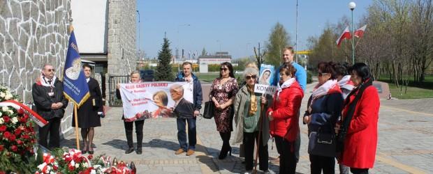 Konin: 7 Rocznica Tragedii Narodowej pod Smoleńskiem i 77 Rocznica Zbrodni Katyńskiej