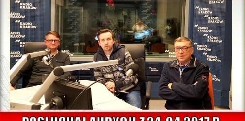 """POSŁUCHAJ AUDYCJI: """"Radiowy Klub Gazety Polskiej"""" – 24.04.2017 r. (audio)"""