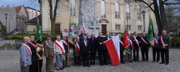 VII rocznica katastrofy smoleńskiej w Wałbrzychu
