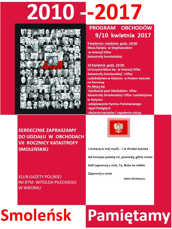 Wieden II - VII tragedii smolenskiej2017