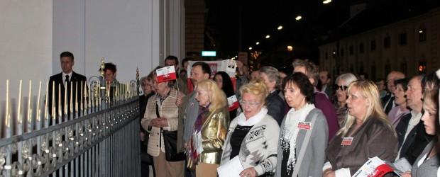 Wiedeń: obchody rocznicy tragedii smoleńskiej