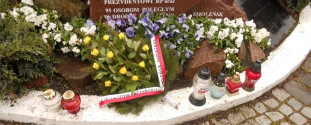 Elbląg II – Miesięcznica Tragedii nad Smoleńskiem
