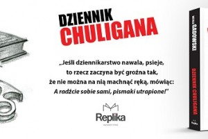 """""""Dziennik chuligana"""" – najnowsza książka Witolda Gadowskiego"""