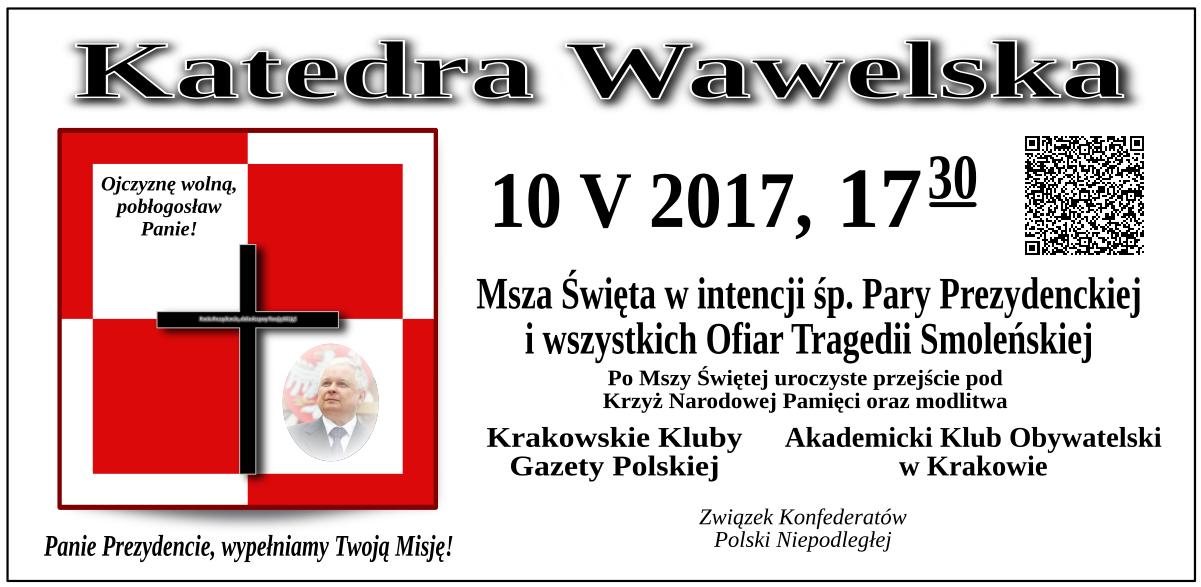 Krakow - 10 maja 2017