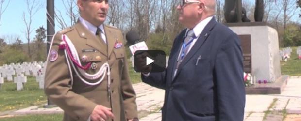 Ottawa – Polak i Amerykanin historia dwóch żołnierzy