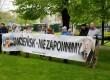 Poznań – 85 miesięcznicą upamiętniającą Tragedię Smoleńską