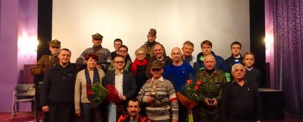 Sandomierz – Spotkanie z reżyserem Konradem Łęckim i aktorem Robertem Wrzosek