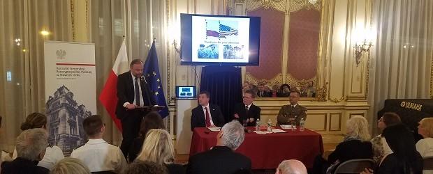 """[Tydzień w Klubach """"GP""""] Antoni Macierewicz podziękował Polonii i Klubom """"Gazety Polskiej"""""""