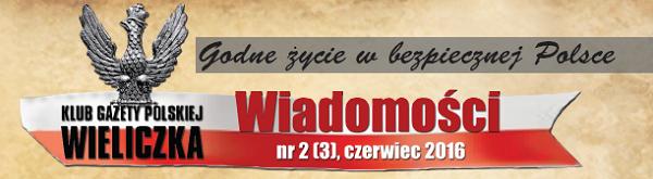Wieliczka – Gazetka Wiadomości nr 3