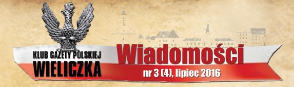 Wieliczka – Gazetka Wiadomości nr 4