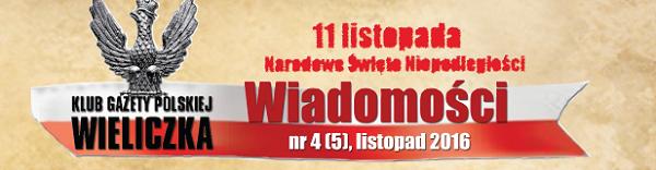 Wieliczka – Gazetka Wiadomości nr 5