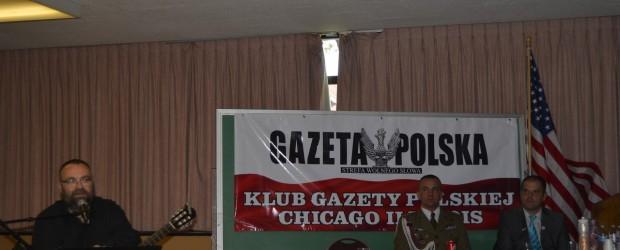 Chicago-Illinois – Spotkanie z porucznikiem Karolem Cierpicą, oraz koncert Pawła Piekarczyka