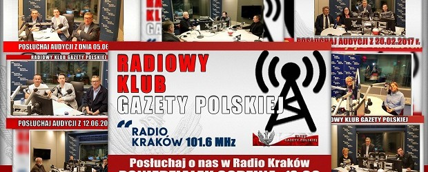 """[Tydzień w Klubach """"GP""""] Radiowy Klub """"Gazety Polskiej"""""""