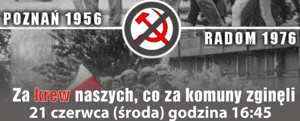 """Tczew – koncert Andrzeja Kołakowskiego pt. """"Za krew naszych, co za komuny zginęli"""", 21 czerwca"""