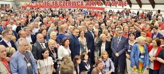 """AKTUALIZACJA -[FOTOGALERIA + WIDEO] XII Zjazd Klubów """"Gazety Polskiej"""" – Spała 2017 r. (DUŻO ZDJĘĆ)"""