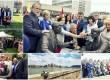 """[Fotorelacja] Kluby """"GP"""" na odsłonięciu pomnika bohaterów Polski i Węgier"""