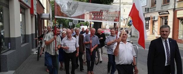 Garwolin – miesięcznica tragedii smoleńskiej, 10 lipca